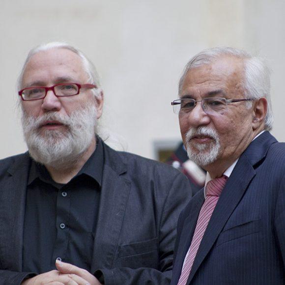 Heinz Dieter Klink e Roland Gunter