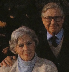 Laura e Paolo Mora