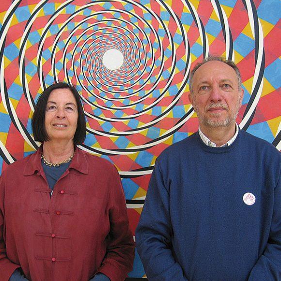 Tina Lepri e Edek Osser