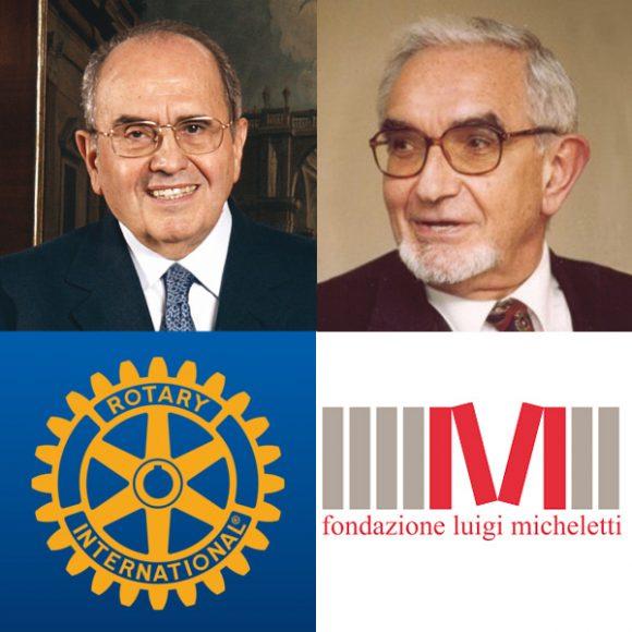 Merloni – Guzzetti – Fond. Micheletti – Rotary Club